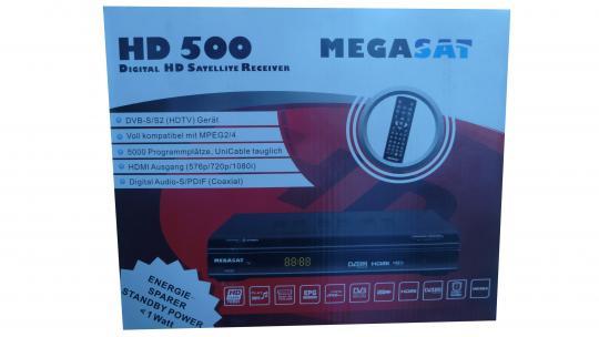 Megasat HD 500