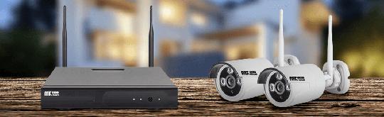 Funkkamerasystem mit Bild- und Tonübertragung  MT-Vision HSA 7200