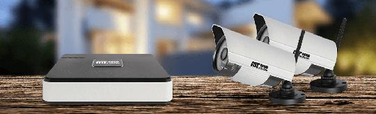 Kabelloses Funkkamerasystem Bild-und Tonübertragung MT-Vision HSR 8200 IP Set