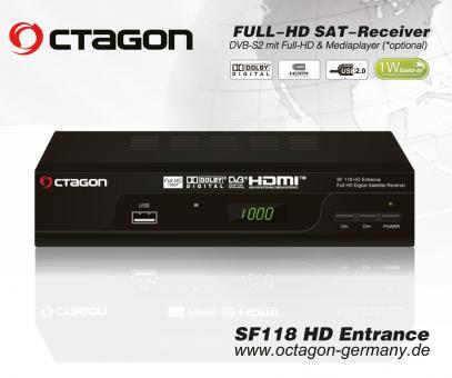 Octagon SF118 HD