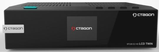 Octagon SF228 1xSat E2 Linux Open ATV 6.4