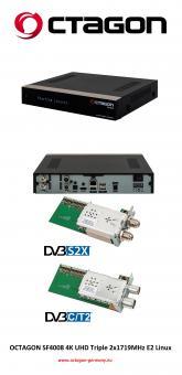 Octagon SF4008 4K UHD ATV 6.4