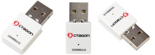 Wi-Fi USB Adapter WL018 300 Mbit/s für Octagon
