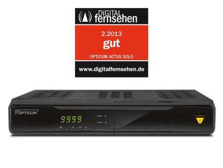 Opticum Actus Solo inkl. HDMI-Kabel 1,5 m