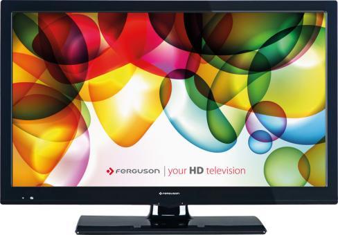 LED Fernsehgerät 22 Zoll 1080p 220V/12V auch für Camping