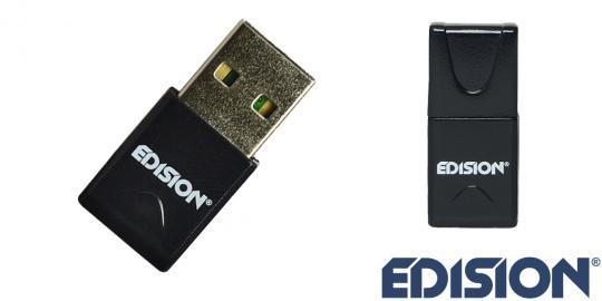 Edision WiFi EDI-Mini Wlan USB Adapter